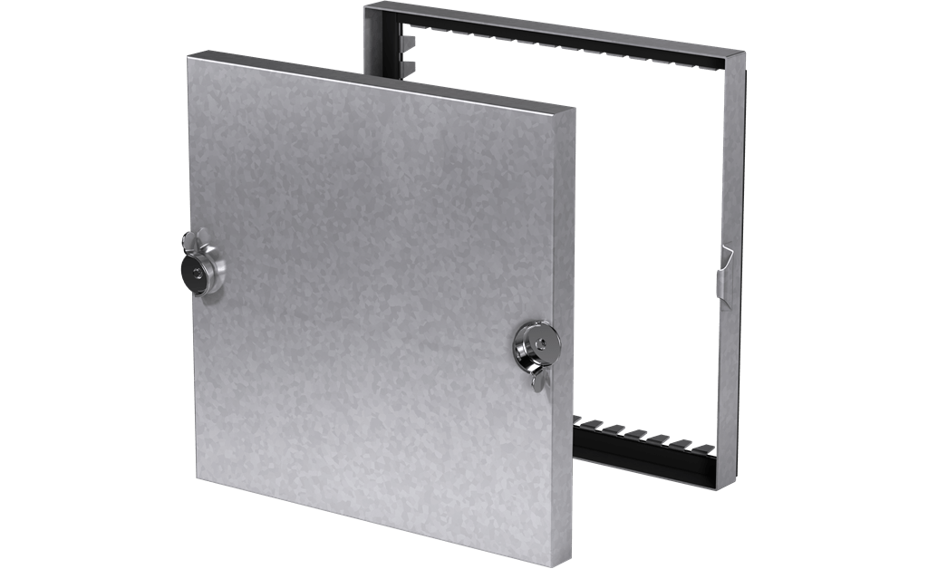 Picture of Cam style access door, 10 In Sq