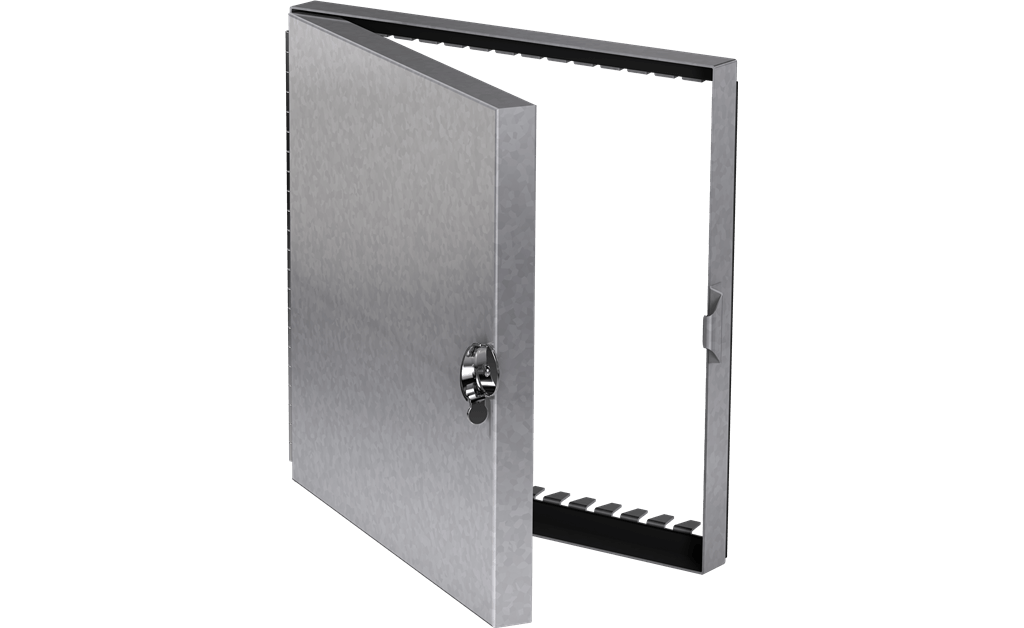 Foto para Hinged Access Door, 6 In Sq