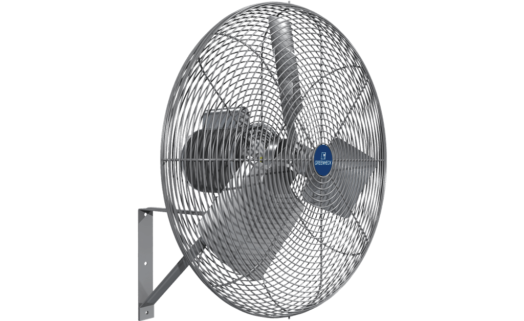 Picture of Non-oscillating Air Circulator, Model IC-36, 1/2HP, 115V, 1Ph, 8000-12500 CFM