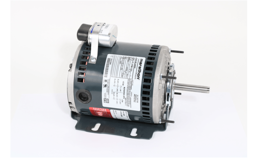 Picture of MOTOR, MARATHON ELECTRIC, 048A8O11005, 0.125HP, 900RPM, 115V, 60HZ, 1PH