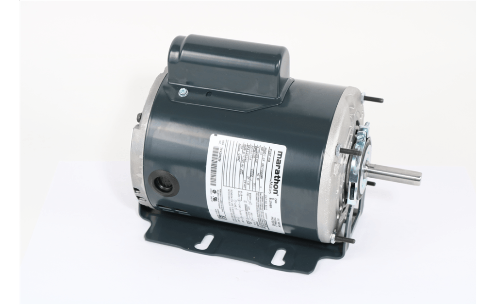 Picture of MOTOR, MARATHON ELECTRIC, 048C17D2044, 0.333HP, 1800RPM, 115/208-230V, 60HZ, 1PH