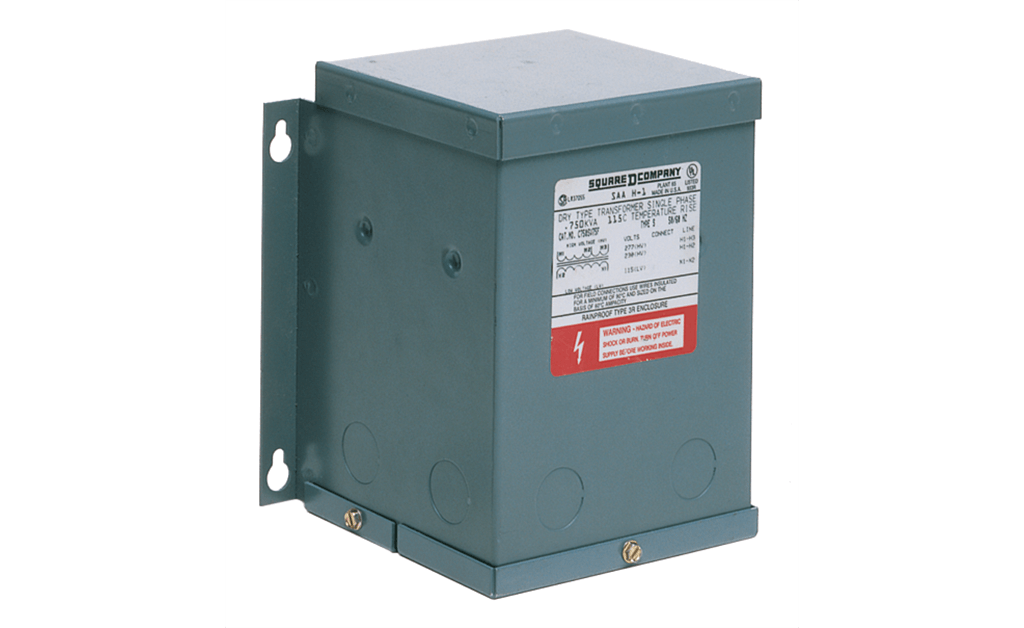 Picture of Transformer, 277 to 115V, 8.6 Amps