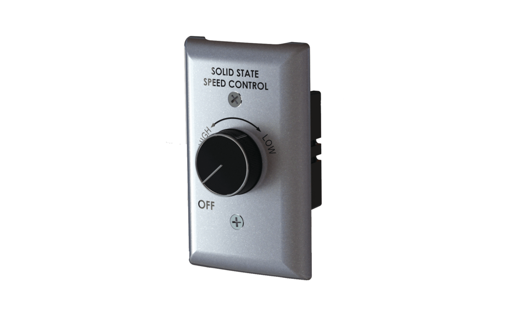 Foto para Speed Control, 6 Amp, 120V, Wall Mounted