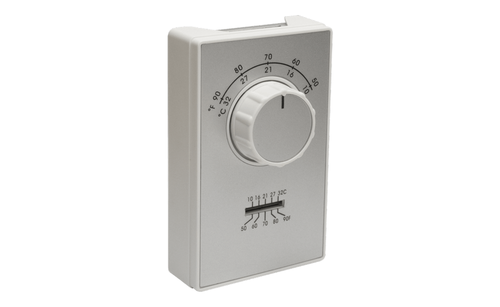 Imagen de Thermostat, Cooling, 50-90ºF Set Point Range