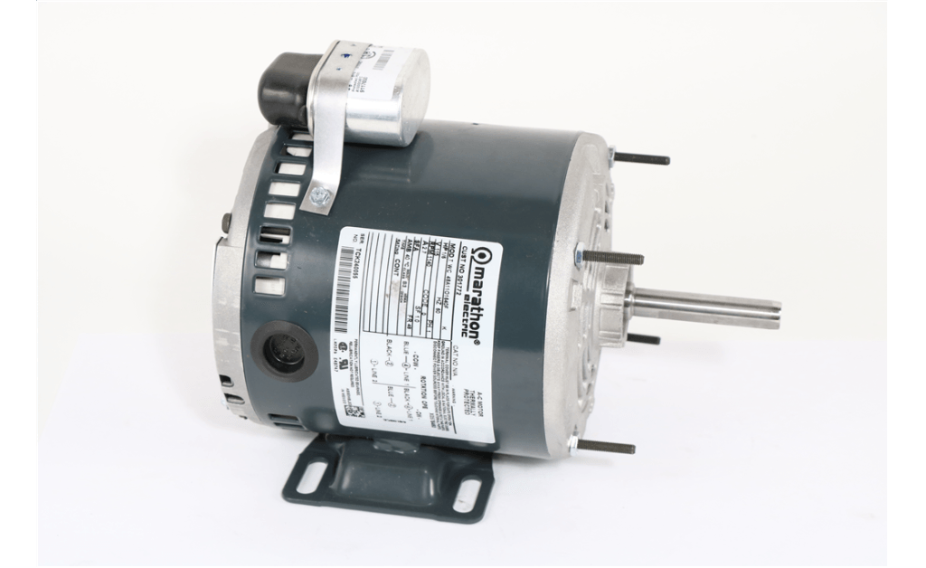 Picture of MOTOR, MARATHON ELECTRIC, 048A11O1640, 0.167HP, 1200RPM, 115V, 60HZ, 1PH