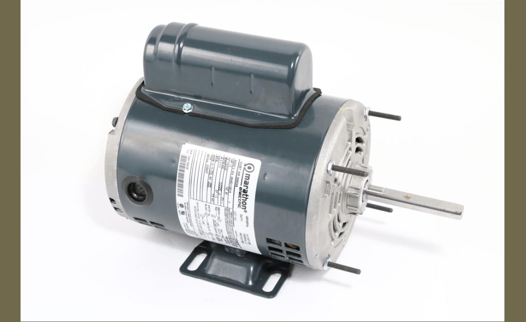 Picture of MOTOR, MARATHON ELECTRIC, 048A8D11001, 0.5HP, 900RPM, 115/230V, 60HZ, 1PH