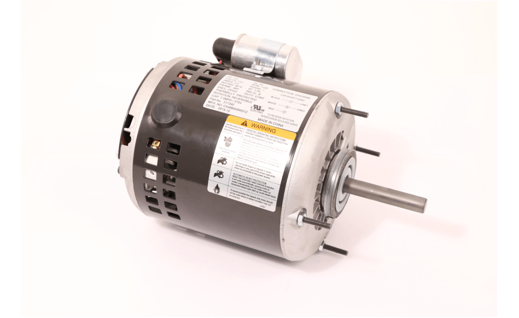 Picture of MOTOR, CHIKEE, CK48BS06KS12, 0.25HP, 1200RPM, 115V, 60HZ, 1PH