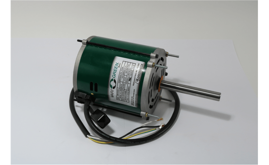 Picture of MOTOR, MCMILLAN ELECTRIC COMPANY, F2232B4175 (VG), 0.5HP, 2500RPM, 110/115V, 50/60HZ, 1PH
