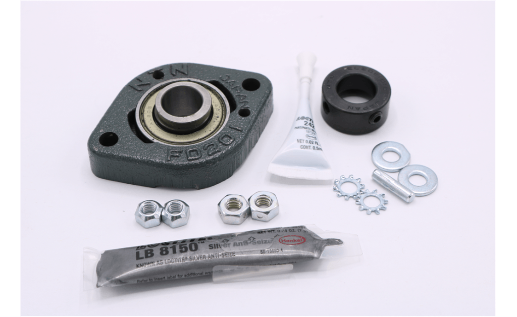 Picture of BEARING, WHEEL DR AX 181715