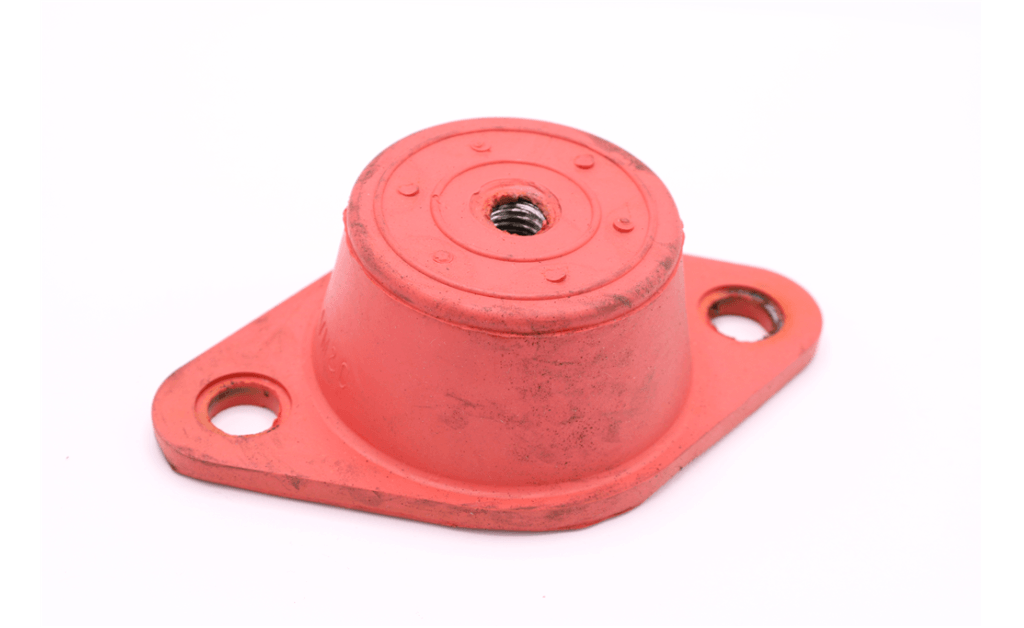 Picture of SHOCK MOUNT, RED R-3