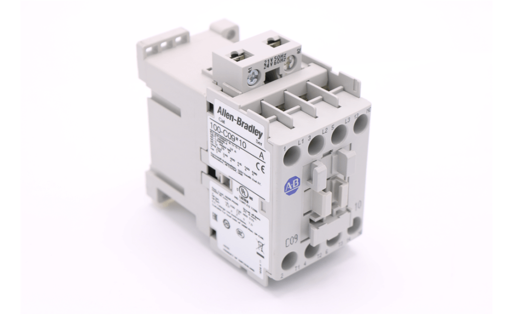 Picture of CONTACTOR,9A AB#100-C09J10 24VAC