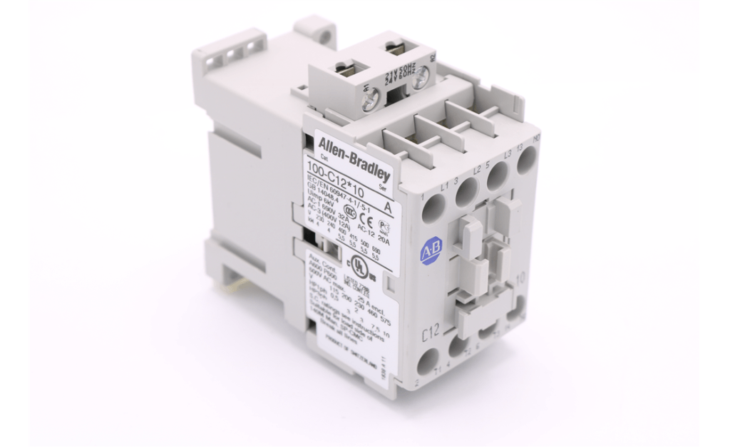 Picture of CONTACTOR, 12A AB100-C12J10 24VAC