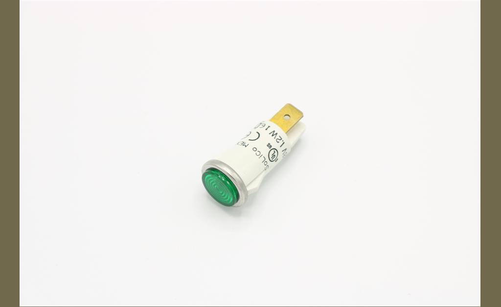 Picture of LIGHT BULB, GREEN, 28V