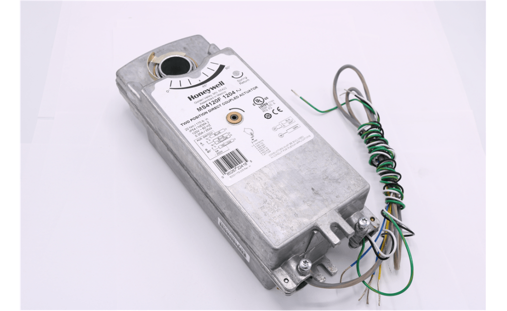 Picture of ACTUATOR, MS4120F1204, 120V