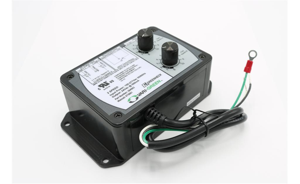 Foto para Vari-Green 2-Speed Control, with Digital Inputs
