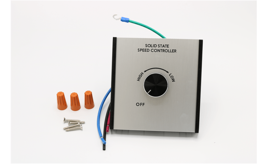 Foto para Speed Control, 10 Amp, 120V, Wall Mounted