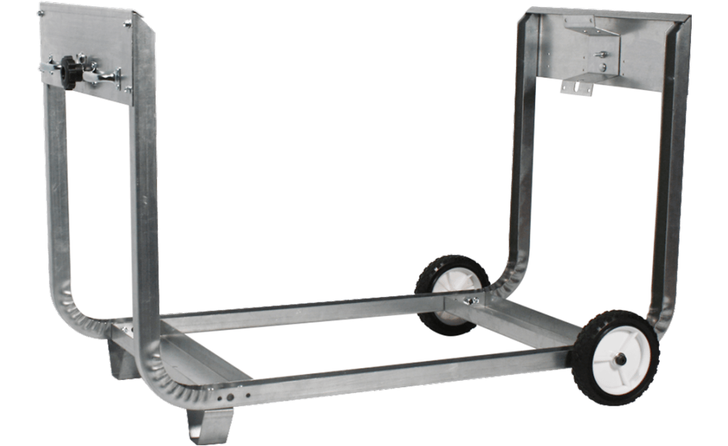 Mobile Tiltable Carriage Mount, For Model MAC 24