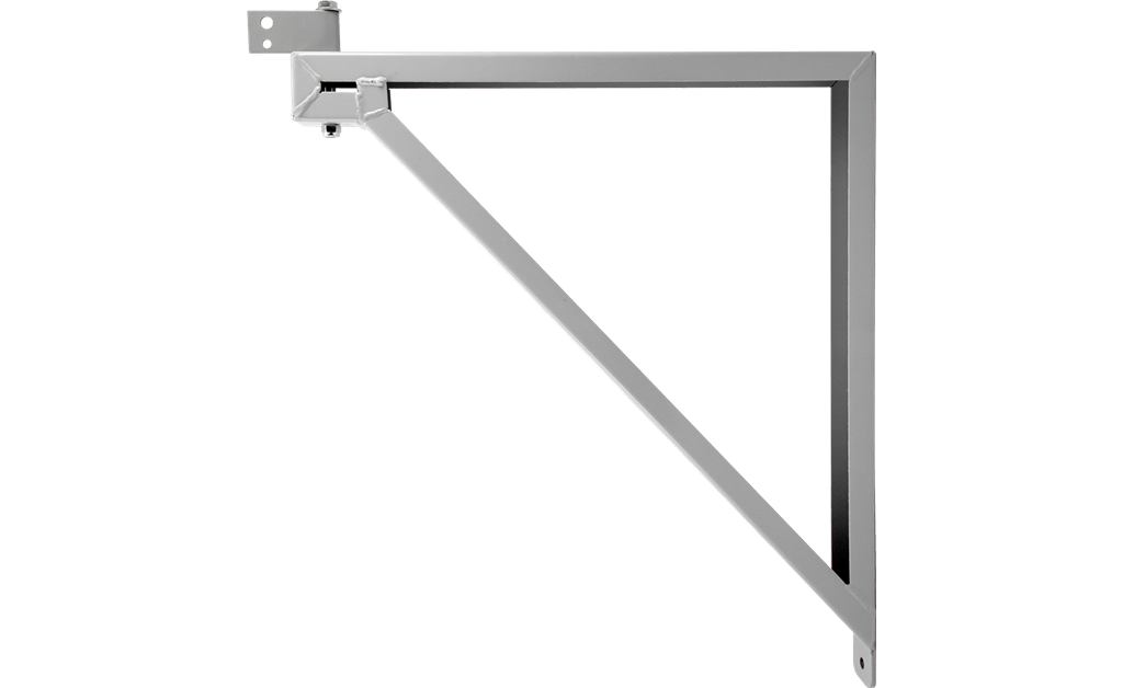 Heavy Duty Mounting Bracket, Wall, Post or Ceiling Mounting, For Models IC/ICO 16-36