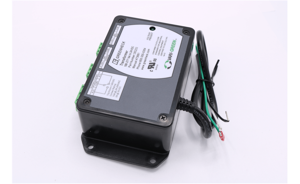 Picture of VARI-GREEN CONTROL TRANSFORMER, 85V-277V