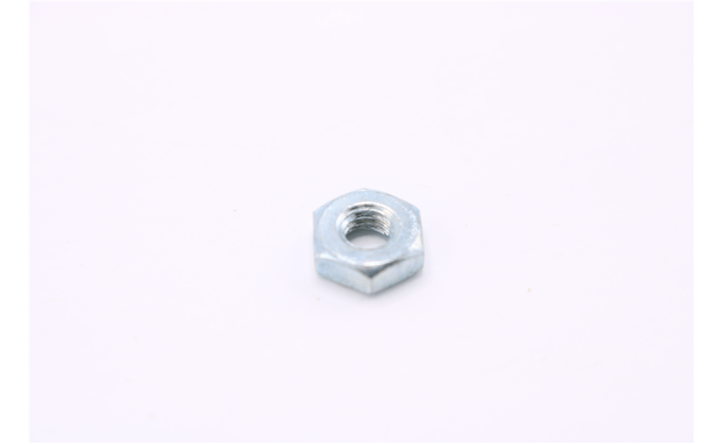 Picture of NUT,HEX,#10-32,ZP,GR2