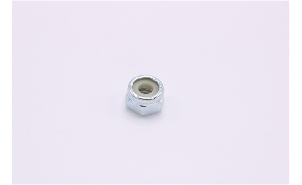 Picture of NUT,HEX,#10-24,ZP,GR2