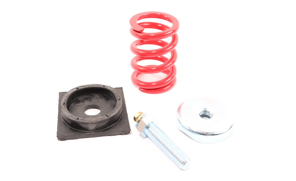 Picture of ISOLATOR, SPRING, FDS-1-1000 RED (QTY 1)