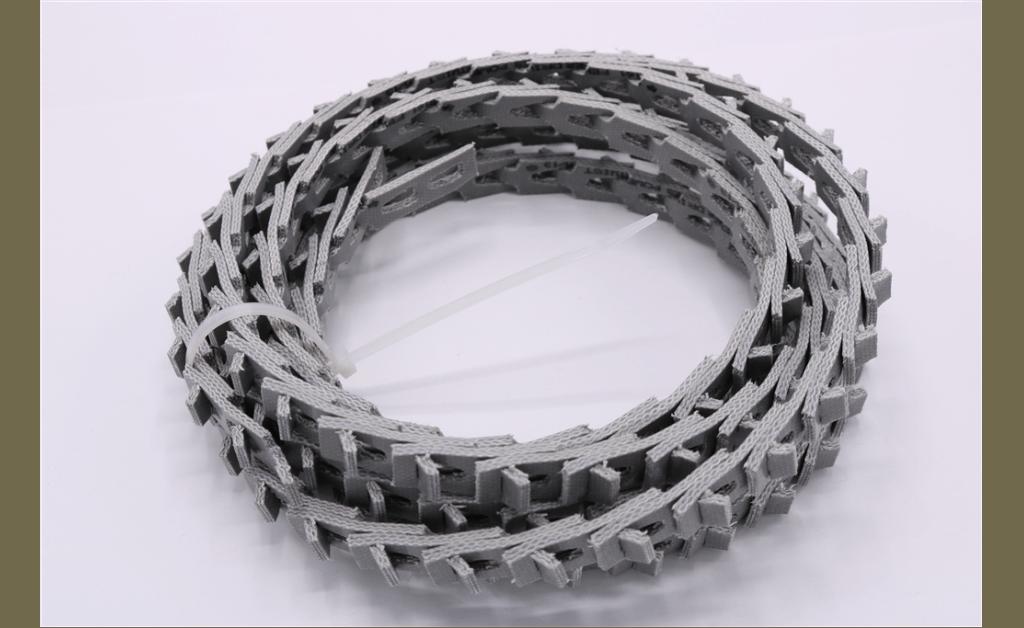 Picture of Energy Recovery belt, link belt, heat wheel link belt. AX#18360186