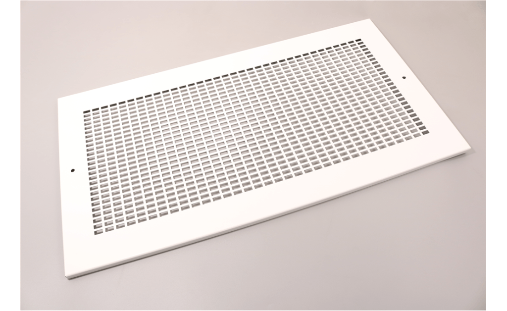 Picture of Aluminum Grille with white enamel finish, For use with Model SP-A700 and CSP-A700.