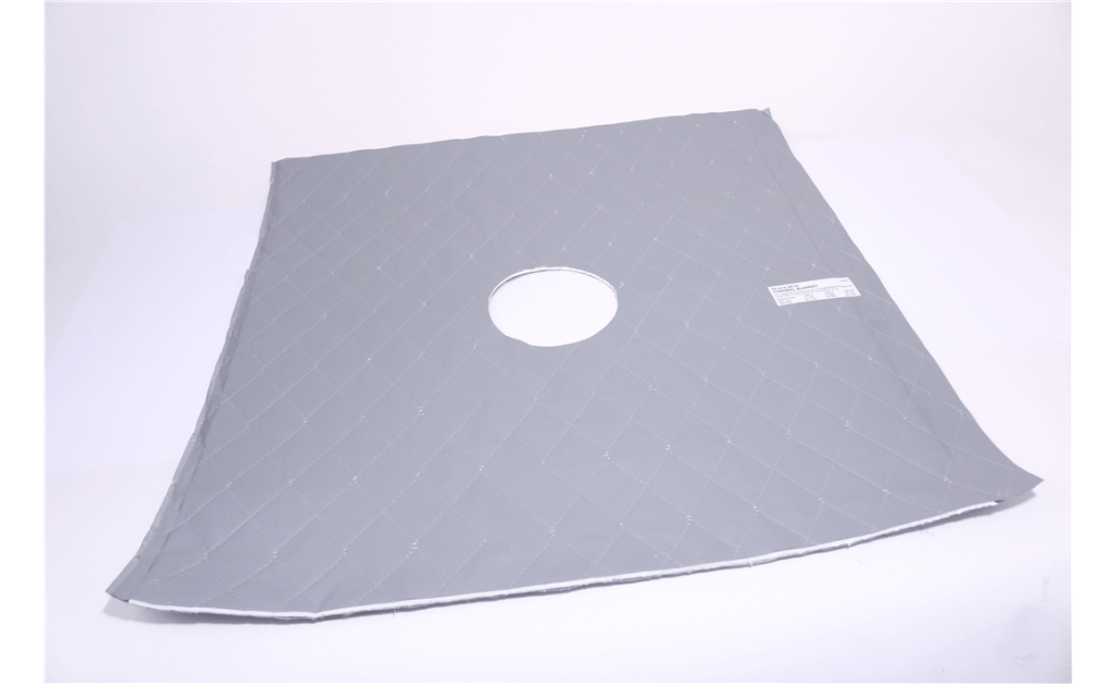 Picture of 24X24 CERAMIC FIBER THERMAL BLANKET
