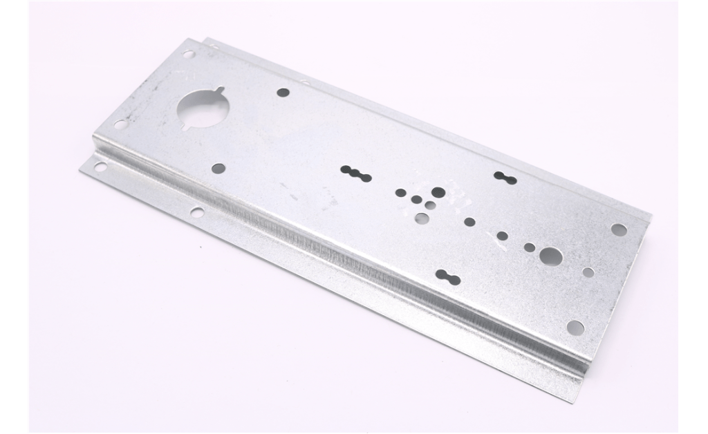 Picture of BRACKET, EXTENSION MOUNTING, ANIT-ROTATION, LARGE, GALVENIZED