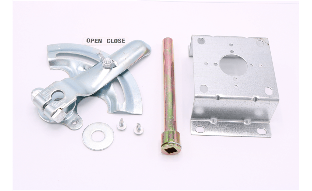 Picture of MANUAL QUADRANT ASSEMBLY, 1/2""