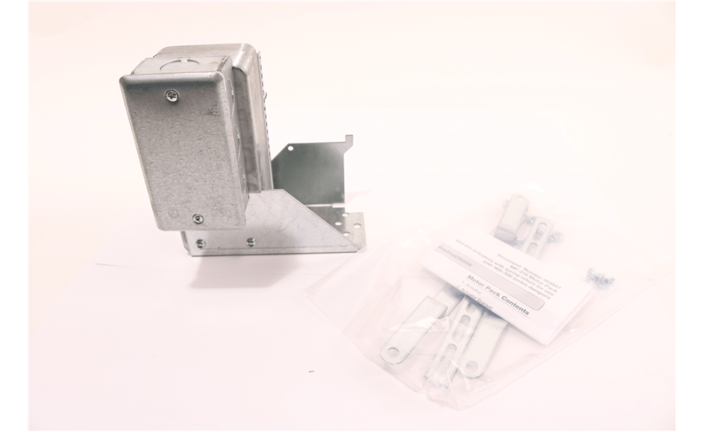 Foto para Damper Actuator Pack, Model MP310A, Rated for 460V