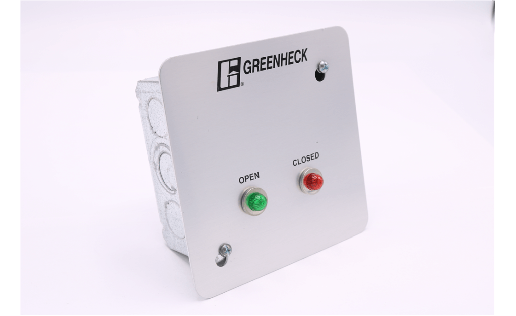 Picture of GTS-4 GREENHECK TEST SWITCH (120V)
