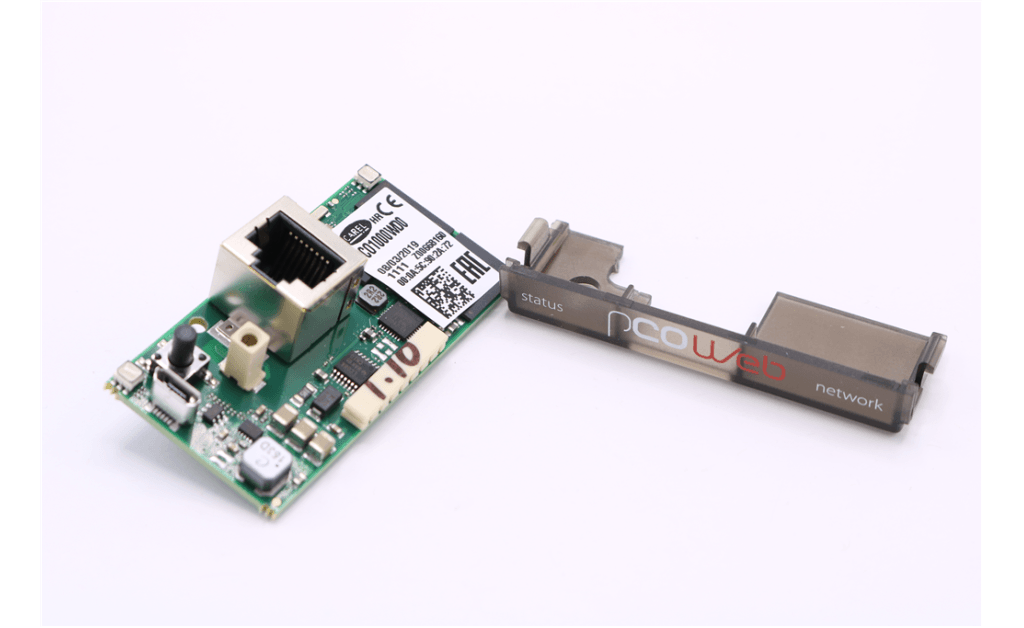 Imagen de INTERFACE CARD, BACNET, IP BMS-V1.10