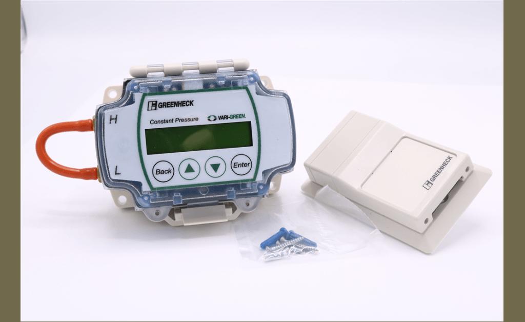 Foto para Vari-Green Constant Pressure Control, Integral Transducer with Room Probe