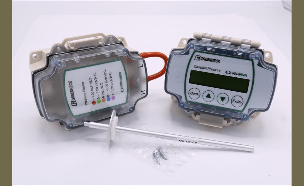 Foto para Vari-Green Constant Pressure Control, Remote Transducer with Duct Probe