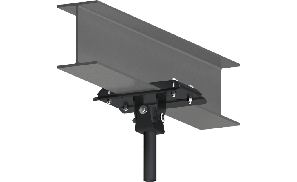 Picture of HVLS I-Beam Mounting Kit, Model 894868, For Use with Models DS-3 and DS-6