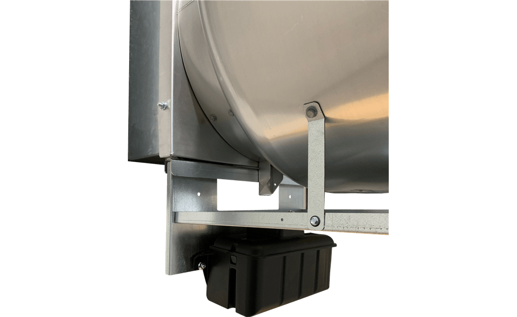 Imagen de Grease trap, For use with wall-mounted models CUE and CUBE, Sizes 180-200