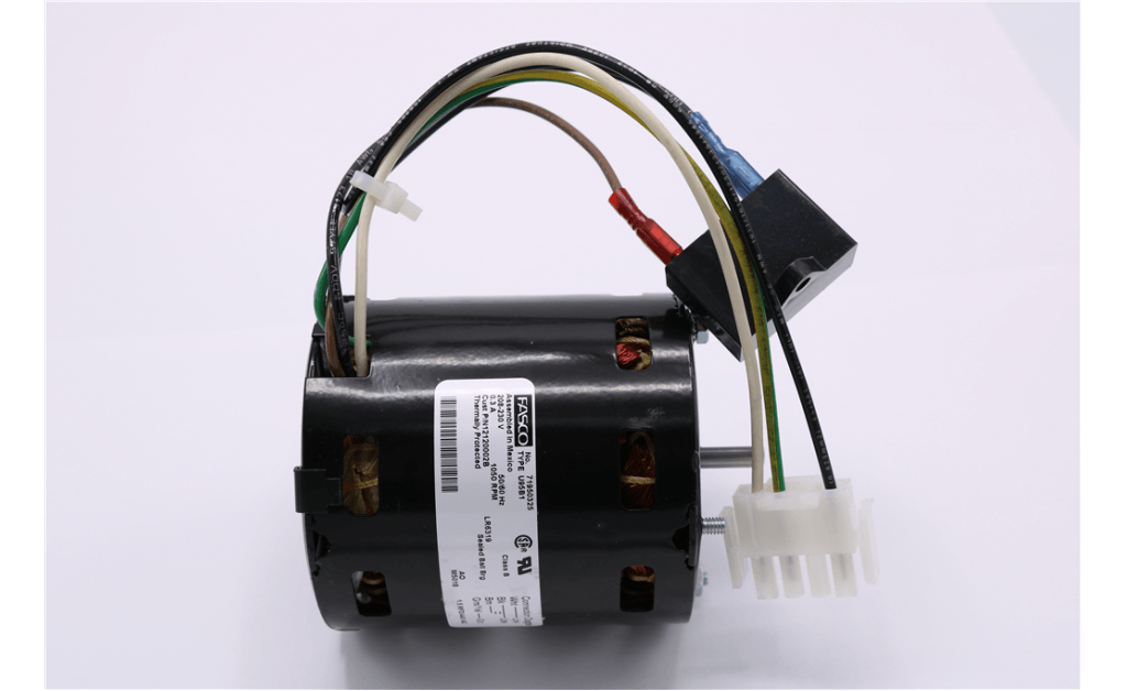 Picture of MOTOR, 208/230V ERC1904 AX18180187