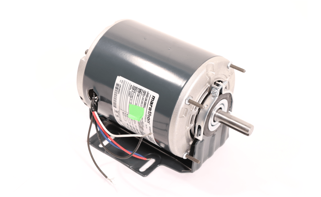 Picture of MOTOR, MARATHON ELECTRIC, 056S17D11010, 0.333HP, 1800RPM, 277V, 60HZ, 1PH