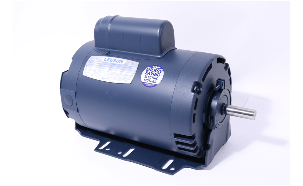 Picture of MOTOR, LEESON ELECTRIC CORP, 111954, 0.3|0.75HP, 1200|1800RPM, 115V, 60HZ, 1PH