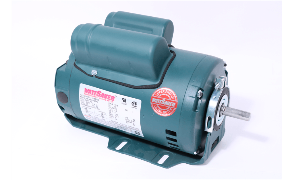 Picture of MOTOR, LEESON ELECTRIC CORP, 101585, 0.5HP, 1800RPM, 115V, 60HZ, 1PH