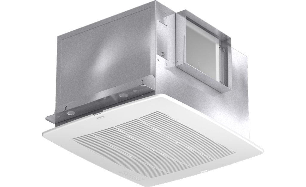Bathroom Exhaust Fan, Model SP-A190, 115V, 1Ph, 156-229 CFM
