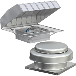 Roof Mounted Fans | Greenheck