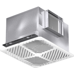 Imagen de Bathroom Exhaust Fan, Model SP-A190, 115V, 1Ph, 156-229 CFM