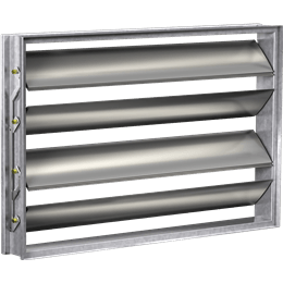 Rectangular Commercial Control Dampers - VCD-42   Greenheck