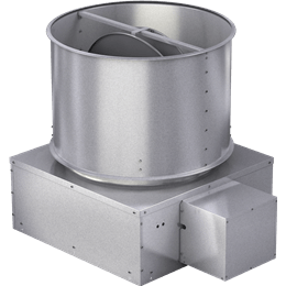 Picture for category Axial Upblast Exhaust Fans