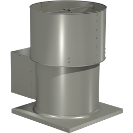 Axial Upblast Exhaust Fans | Greenheck