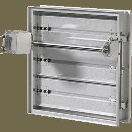 Rectangular Smoke Dampers - SMD-202 | Greenheck