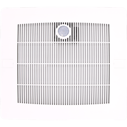 Picture of Designer Motion and Humidity Grille, for Models SP-A50-A390 and B50-B200